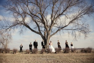 Iowa Wedding Photographer | Julie + Chad