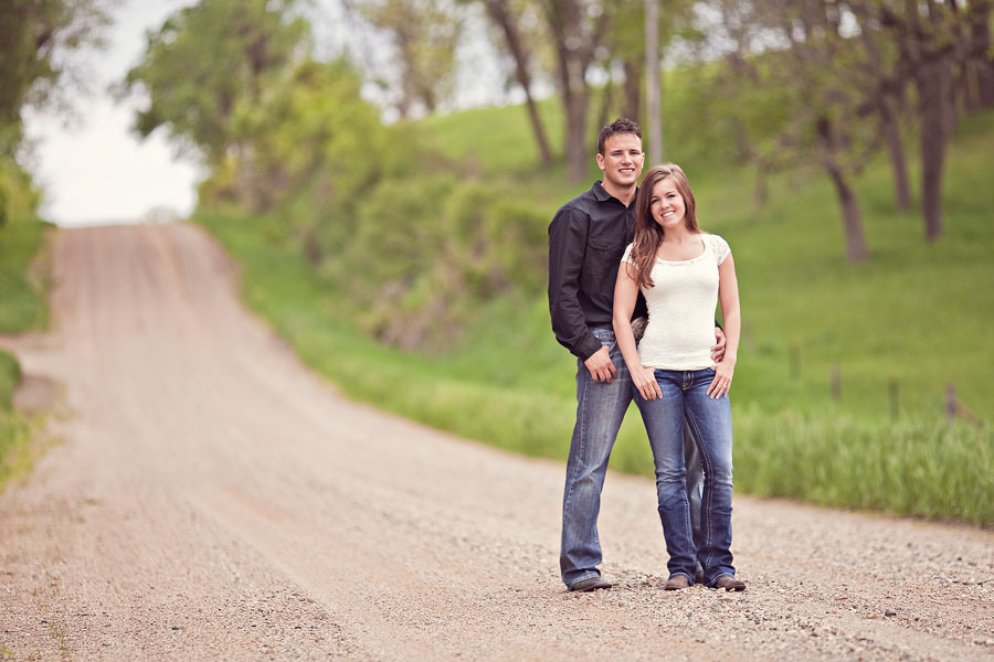 Iowa Engagement and Wedding Photographer