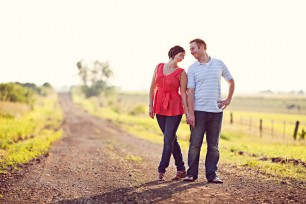 engagement photography - council bluffs iowa