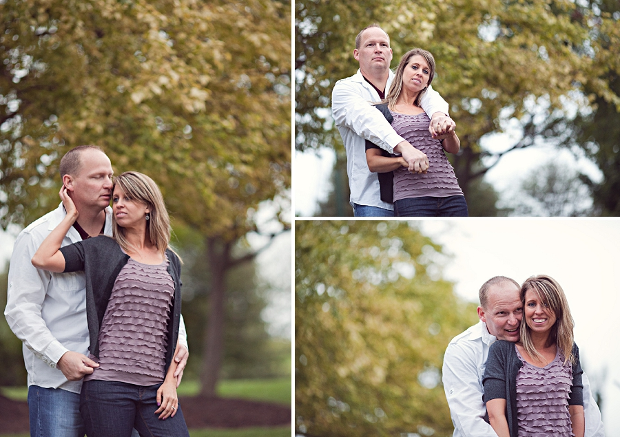 Its fall in Nebraska time to get your engagement photos done