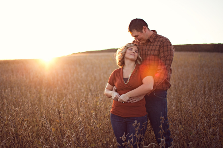 Iowa Engagement photography
