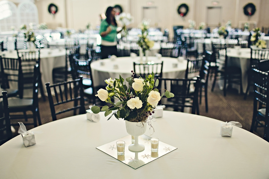 Beautiful details in the Scoular Ballroom
