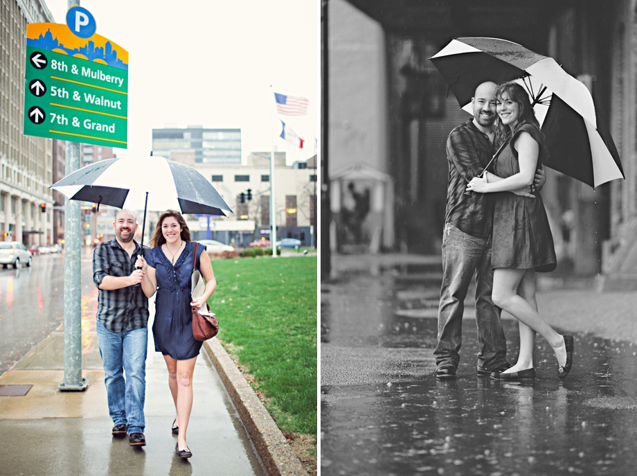 Des Moines Engagement Photographer