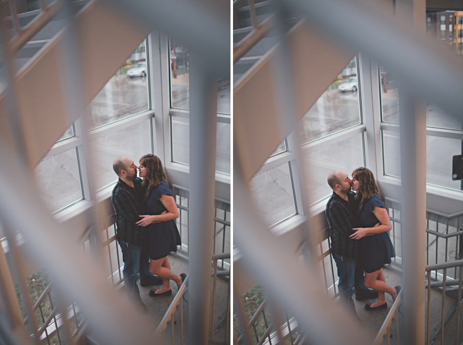 voyeuristic engagement photos