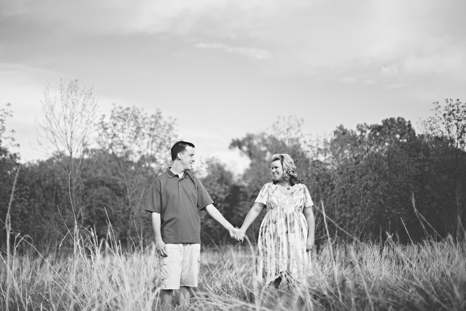 Council Bluffs Engagement Photography