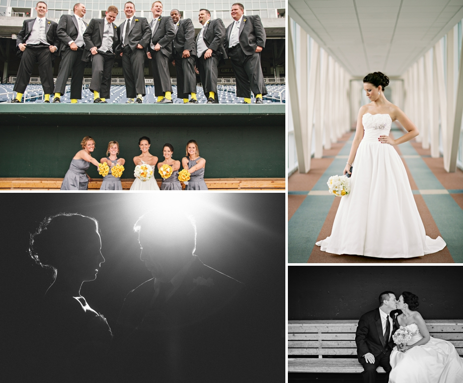 TD Ameritrade Park, Omaha Wedding Photographers, Nebraska Wedding Photographers