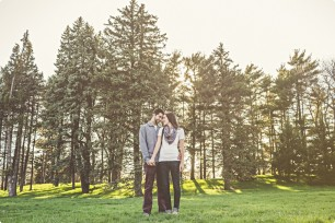 Lincoln Engagement Photography