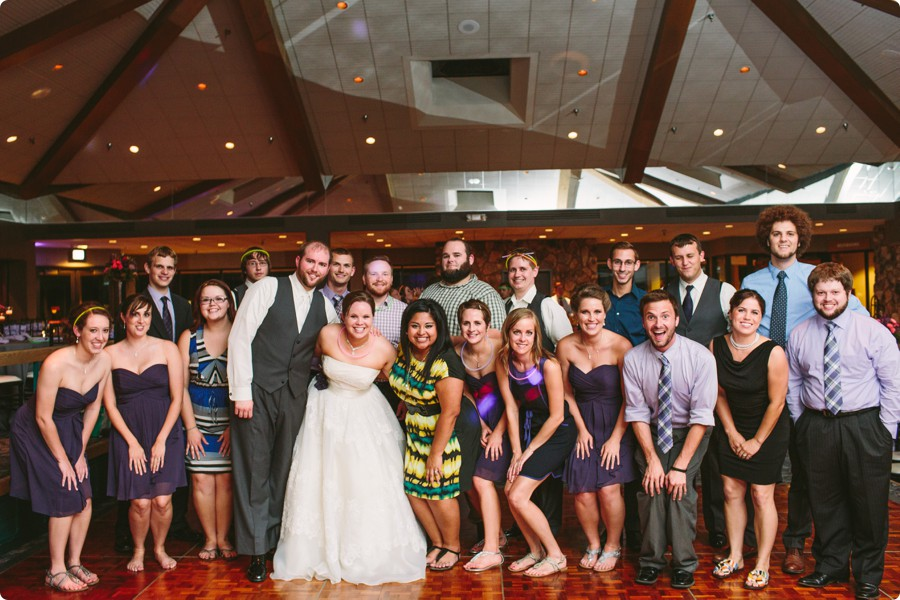 Wedding Photography Omaha Henry Doorly Zoo - Melissa and Todd
