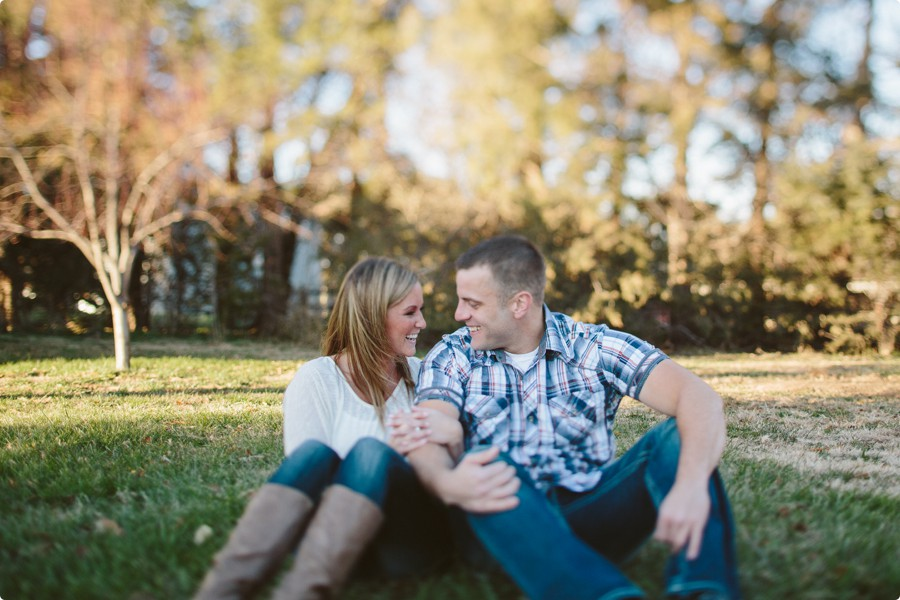 Omaha Engagement Photography - Amy & Kevin 08
