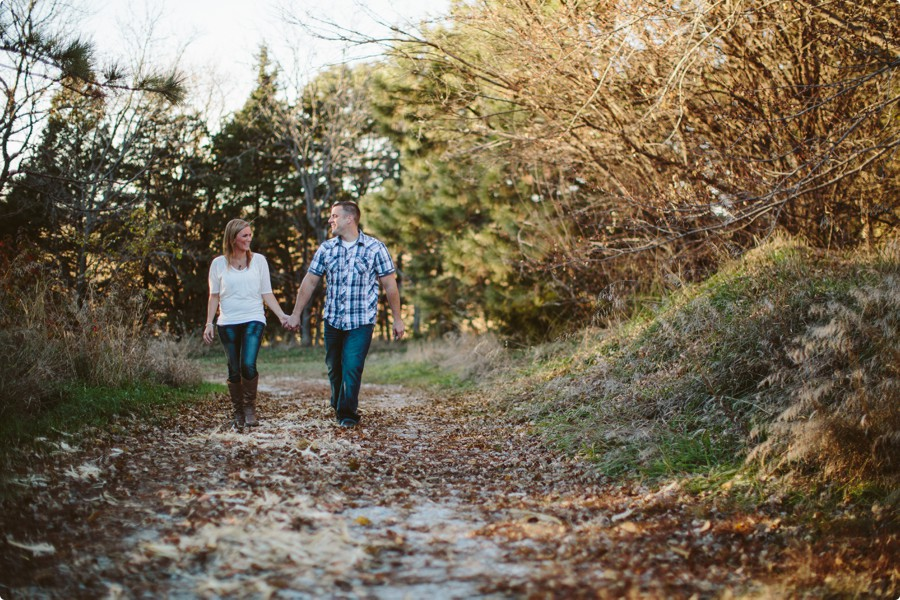 Omaha Engagement Photography - Amy & Kevin 11