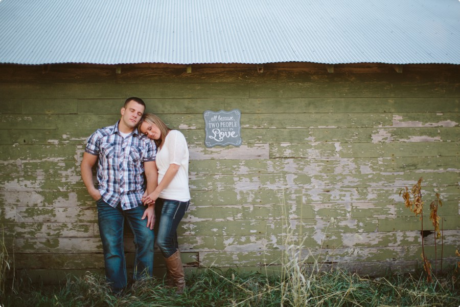 Omaha Engagement Photography - Amy & Kevin 13