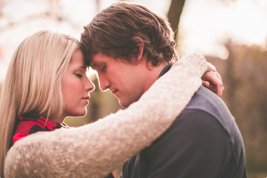 Omaha Engagement Photography - Brittany & Justin 04