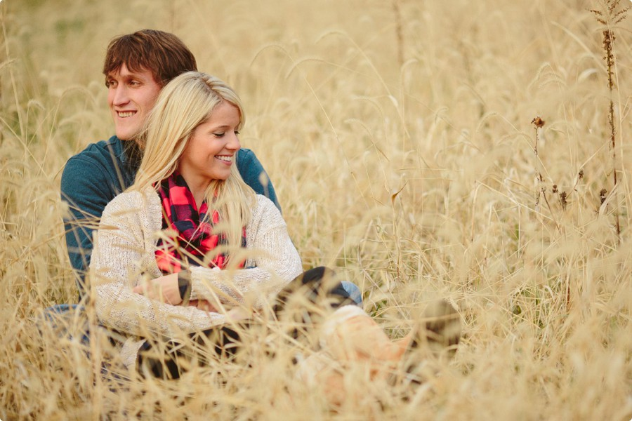 Omaha Engagement Photography - Brittany & Justin 05