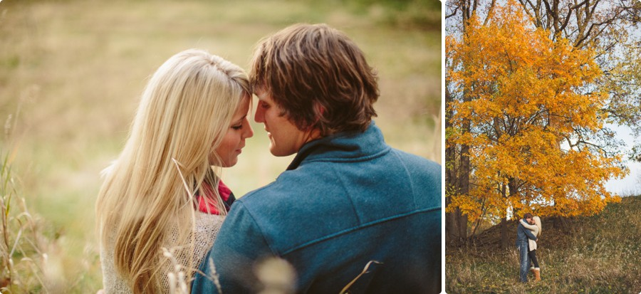 Omaha Engagement Photography - Brittany & Justin 07
