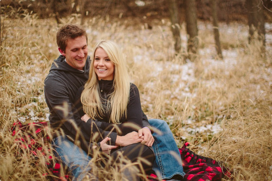 Omaha Engagement Photography - Brittany & Justin 09
