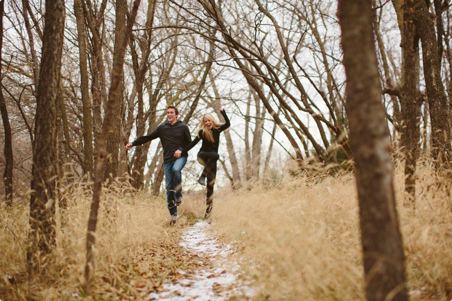 Omaha Engagement Photography - Brittany & Justin 10
