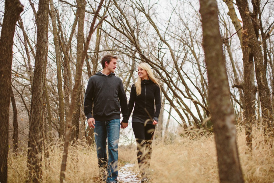 Omaha Engagement Photography - Brittany & Justin 11