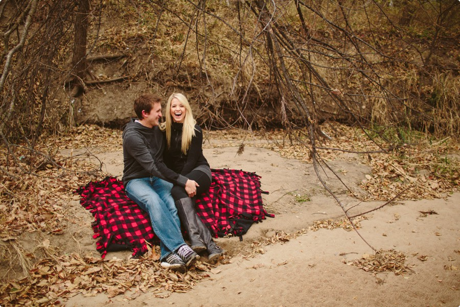 Omaha Engagement Photography - Brittany & Justin 13