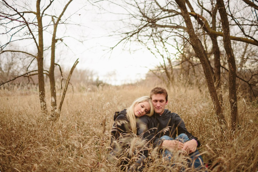Omaha Engagement Photography - Brittany & Justin 16