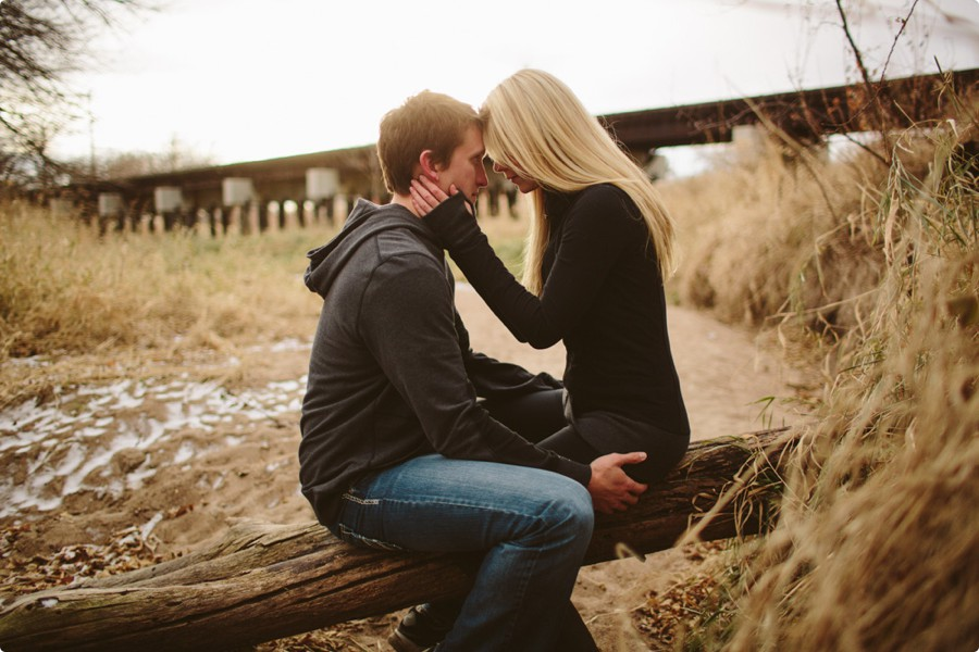 Omaha Engagement Photography - Brittany & Justin 17