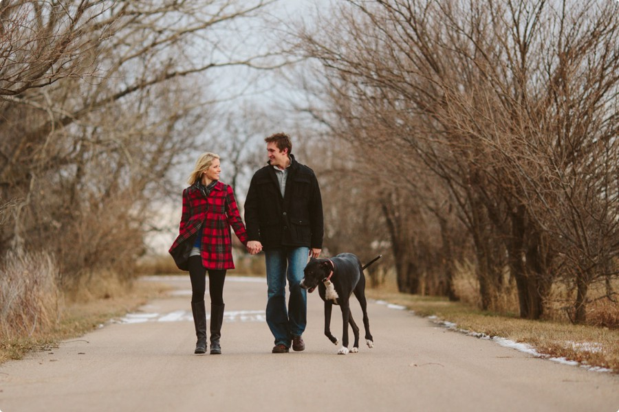 Omaha Engagement Photography - Brittany & Justin 18