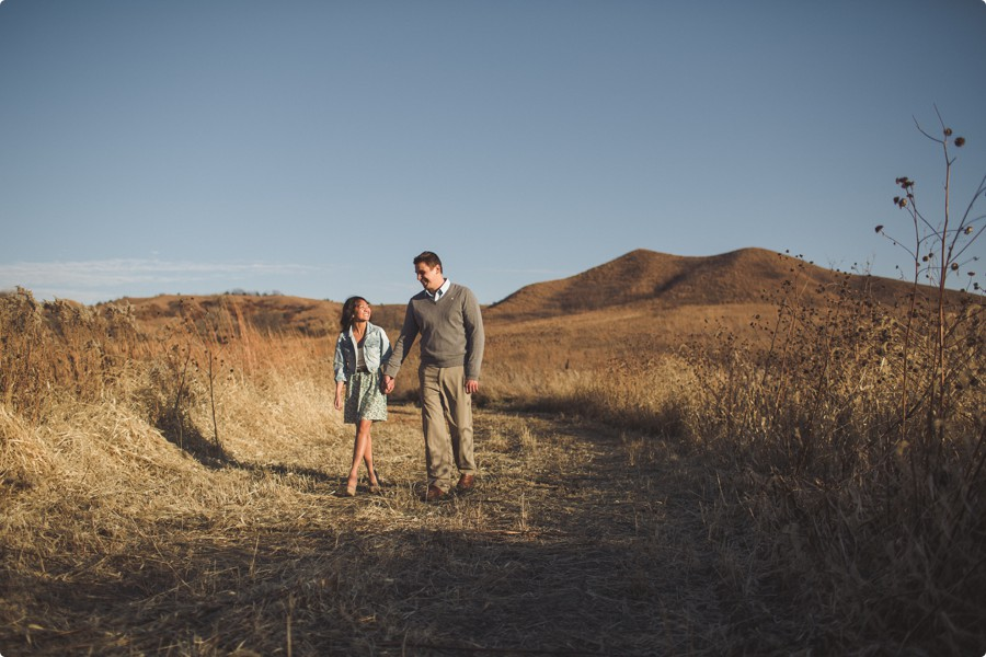 Omaha Engagement Photographer - Pin & Matt 03
