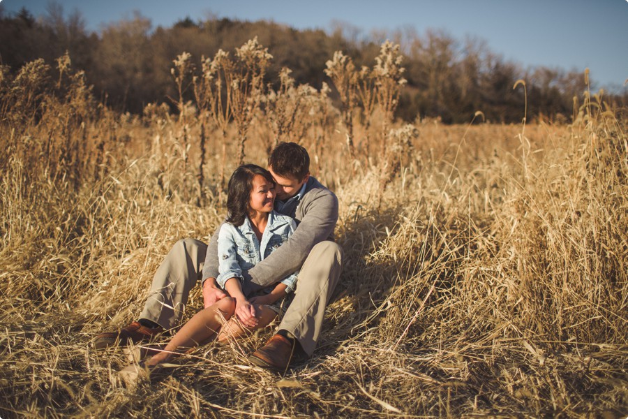 Omaha Engagement Photographer - Pin & Matt 07