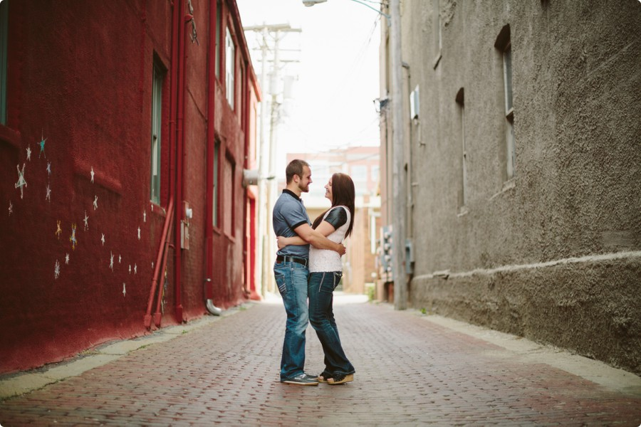 Kickass Lincoln Nebraska Engagement Photography 02