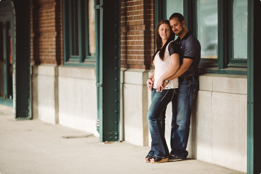 Kickass Lincoln Nebraska Engagement Photography 06