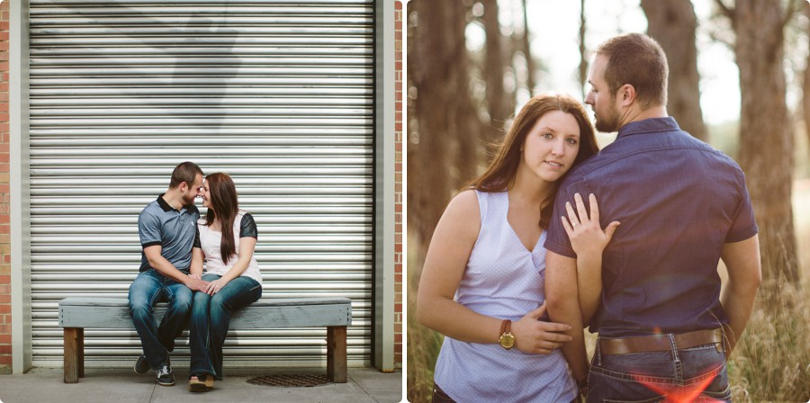 Kickass Lincoln Nebraska Engagement Photography 11