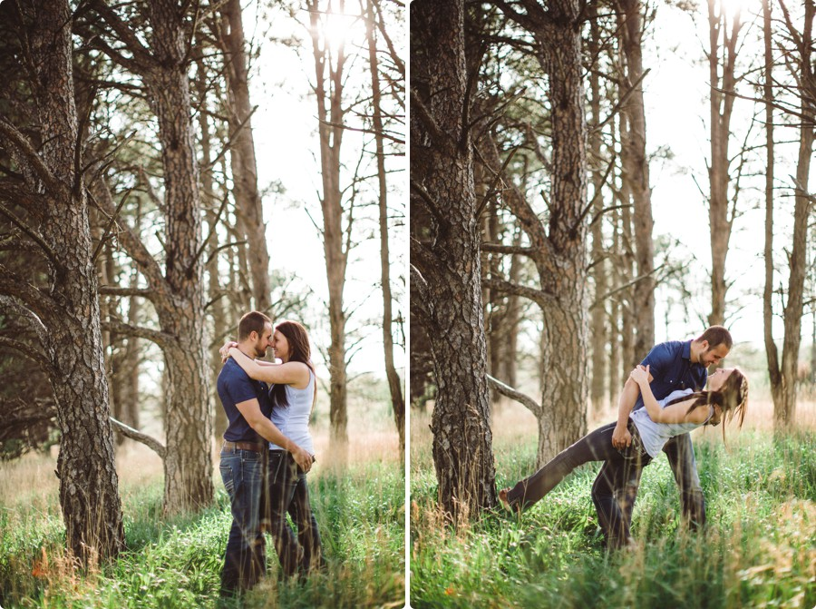 Kickass Lincoln Nebraska Engagement Photography 17
