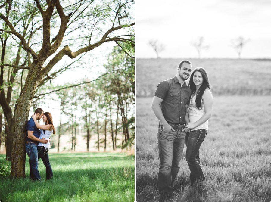 Kickass Lincoln Nebraska Engagement Photography 23