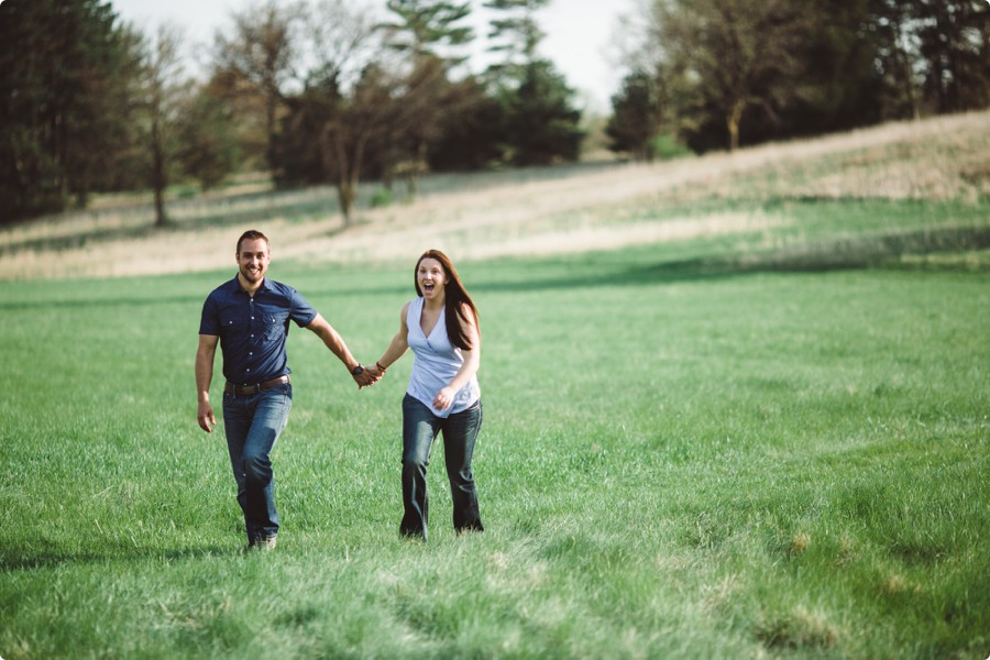 Kickass Lincoln Nebraska Engagement Photography 28
