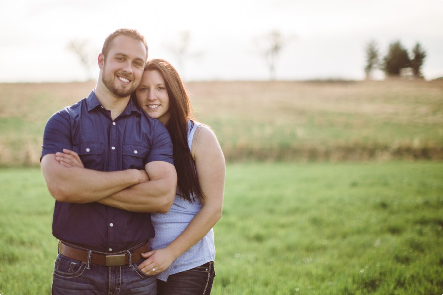 Kickass Lincoln Nebraska Engagement Photography 29