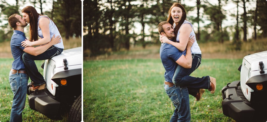 Kickass Lincoln Nebraska Engagement Photography 31