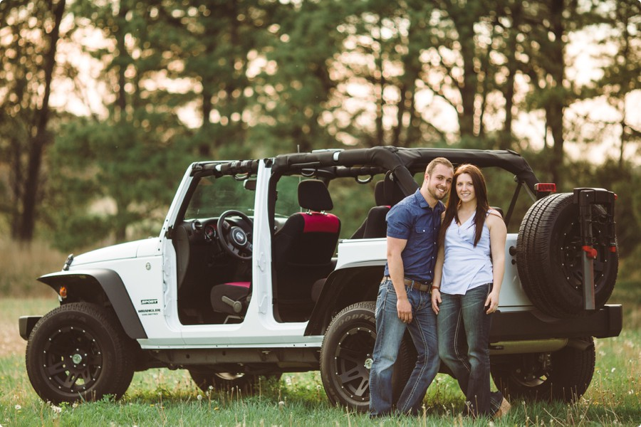 Kickass Lincoln Nebraska Engagement Photography 32