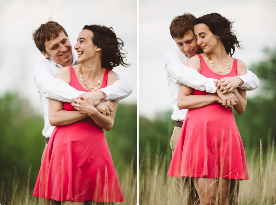 Omaha Engagement Photography - Adrienne & Tom 02