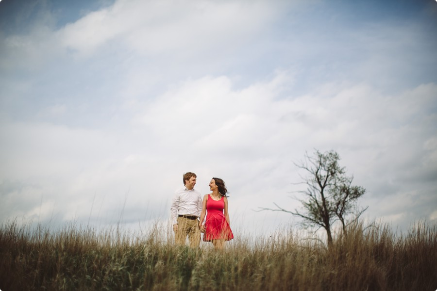 Omaha Engagement Photography - Adrienne & Tom 07