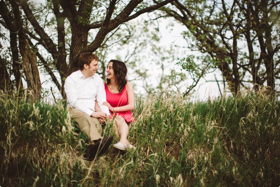 Omaha Engagement Photography - Adrienne & Tom 09