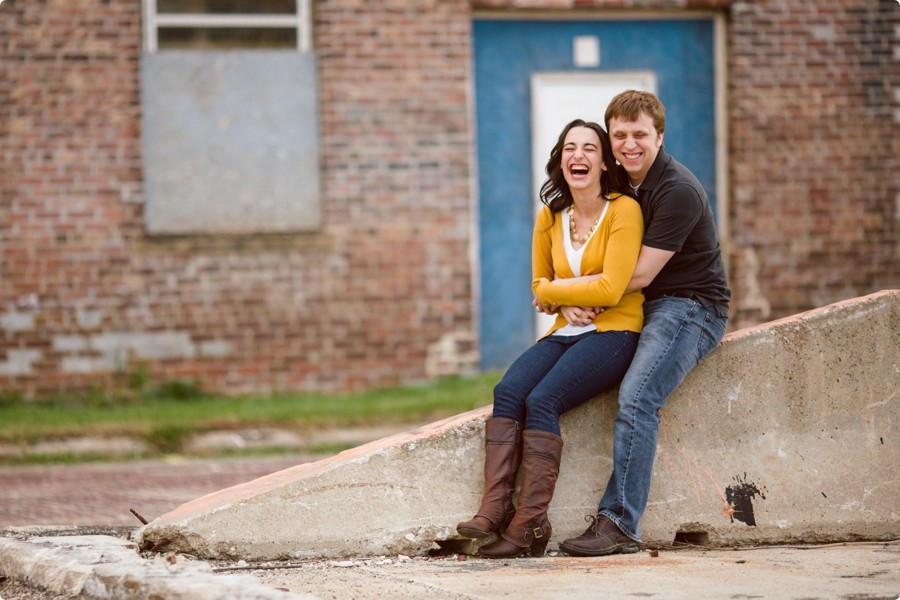 Omaha Engagement Photography - Adrienne & Tom 11
