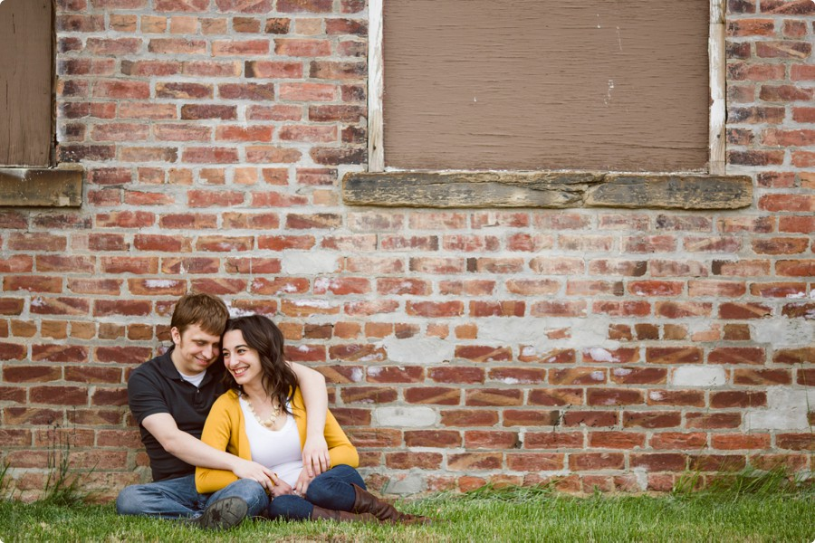 Omaha Engagement Photography - Adrienne & Tom 13