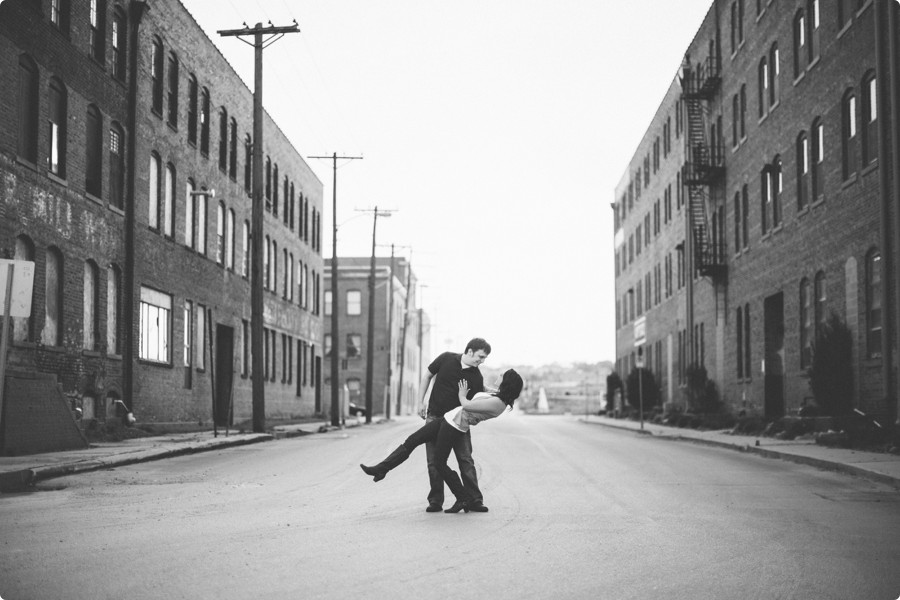 Omaha Engagement Photography - Adrienne & Tom 14