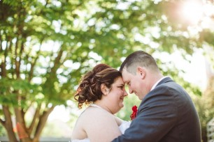 Omaha Wedding Photographers - Downtown