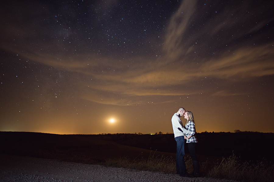 Omaha Wedding and Engagement Photography by Daniel Dunlap