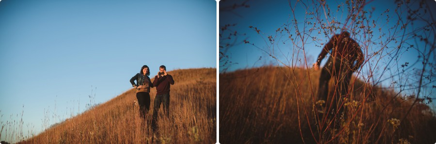 Omaha Engagement Photography - Amy & Jeff 16