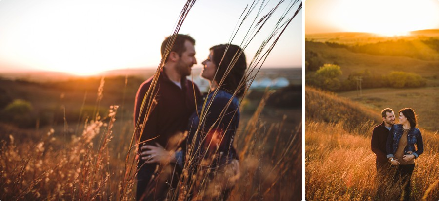 Omaha Engagement Photography - Amy & Jeff 19