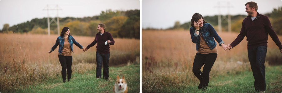 Omaha Engagement Photography - Amy & Jeff 25