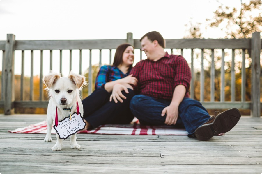 Omaha Engagement Photography - Angie & Mat 01