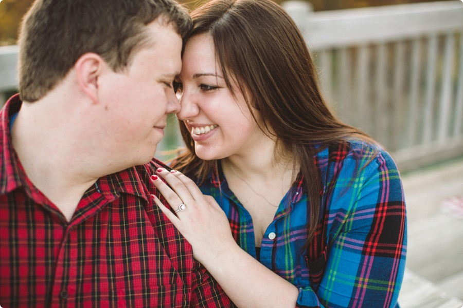 Omaha Engagement Photography - Angie & Mat 03