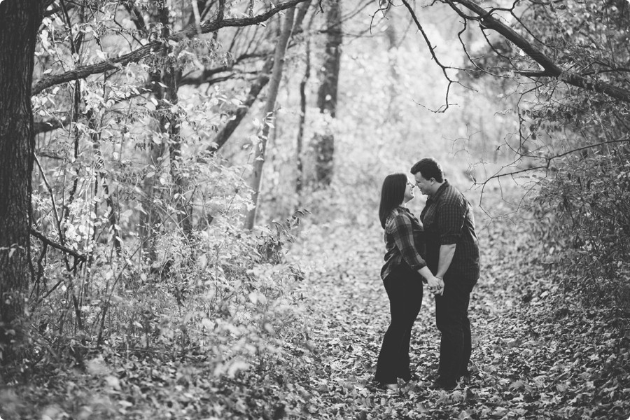 Omaha Engagement Photography - Angie & Mat 05